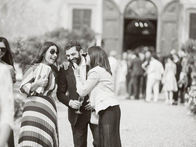 Il matrimonio di Duccio e Francesca a Firenze, Firenze 83