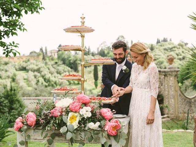 Il matrimonio di Duccio e Francesca a Firenze, Firenze 87