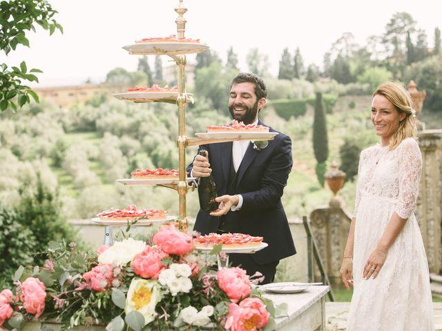 Il matrimonio di Duccio e Francesca a Firenze, Firenze 88