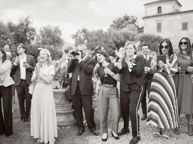 Il matrimonio di Duccio e Francesca a Firenze, Firenze 90