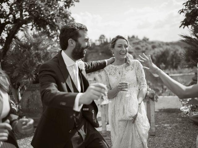Il matrimonio di Duccio e Francesca a Firenze, Firenze 92