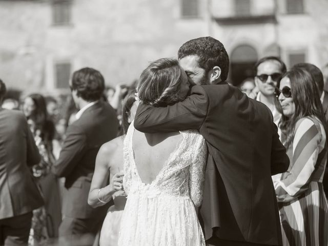 Il matrimonio di Duccio e Francesca a Firenze, Firenze 93