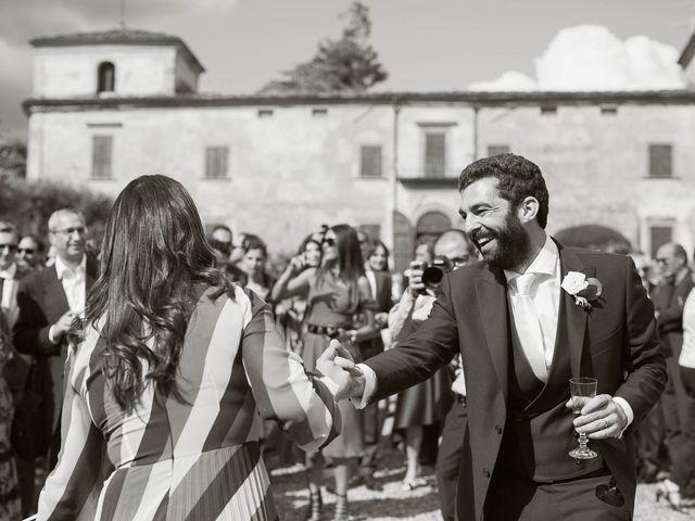 Il matrimonio di Duccio e Francesca a Firenze, Firenze 96