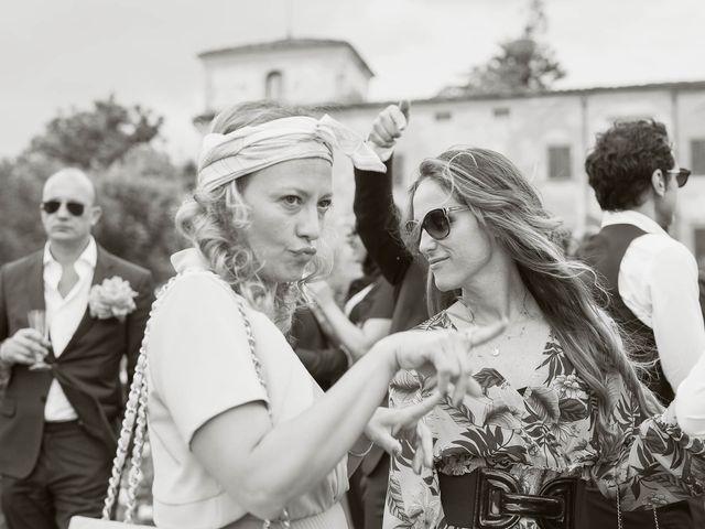 Il matrimonio di Duccio e Francesca a Firenze, Firenze 97
