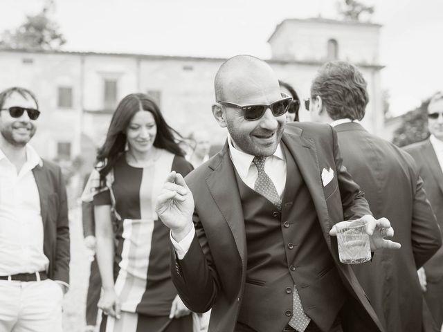 Il matrimonio di Duccio e Francesca a Firenze, Firenze 99