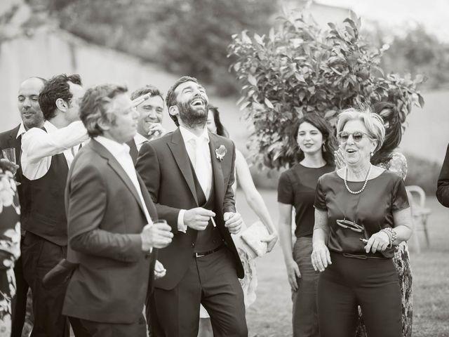 Il matrimonio di Duccio e Francesca a Firenze, Firenze 101