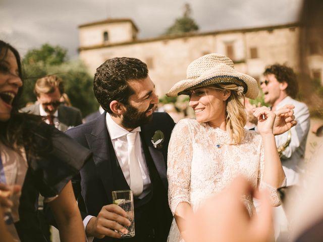 Il matrimonio di Duccio e Francesca a Firenze, Firenze 104