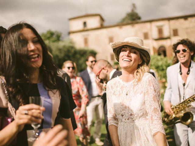 Il matrimonio di Duccio e Francesca a Firenze, Firenze 105