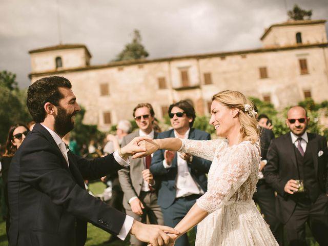Il matrimonio di Duccio e Francesca a Firenze, Firenze 107