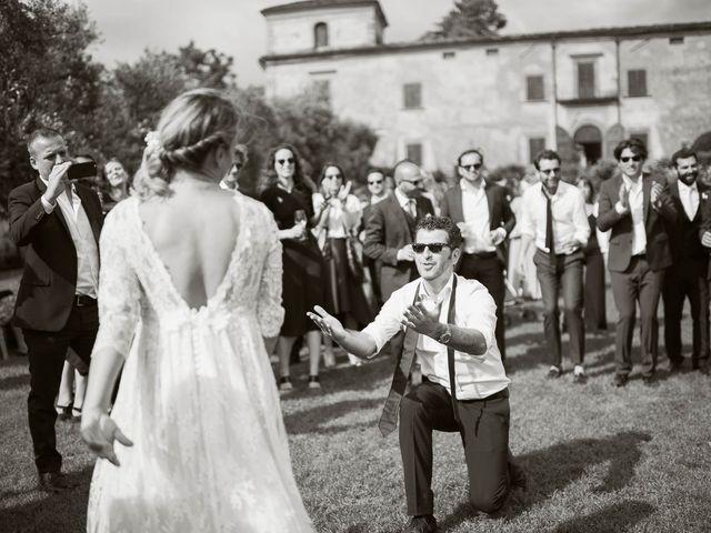 Il matrimonio di Duccio e Francesca a Firenze, Firenze 108