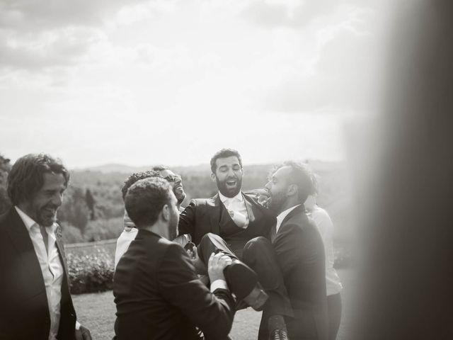Il matrimonio di Duccio e Francesca a Firenze, Firenze 109