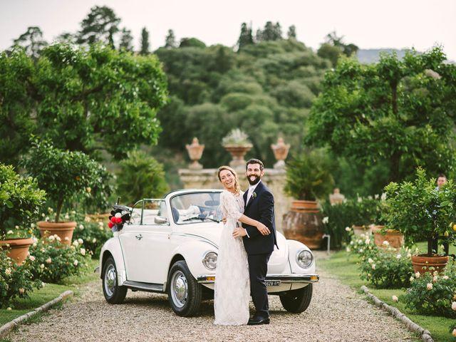 Il matrimonio di Duccio e Francesca a Firenze, Firenze 125