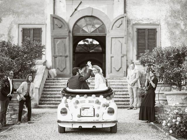 Il matrimonio di Duccio e Francesca a Firenze, Firenze 128