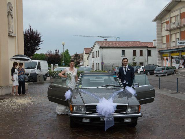 Il matrimonio di Matteo e Jessica a Camisano Vicentino, Vicenza 1