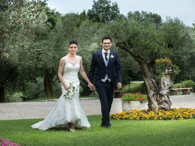 Il matrimonio di Matteo e Jessica a Camisano Vicentino, Vicenza 5