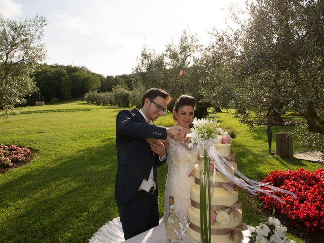 Il matrimonio di Matteo e Jessica a Camisano Vicentino, Vicenza 17