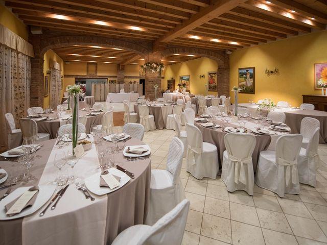 Il matrimonio di Matteo e Jessica a Camisano Vicentino, Vicenza 24