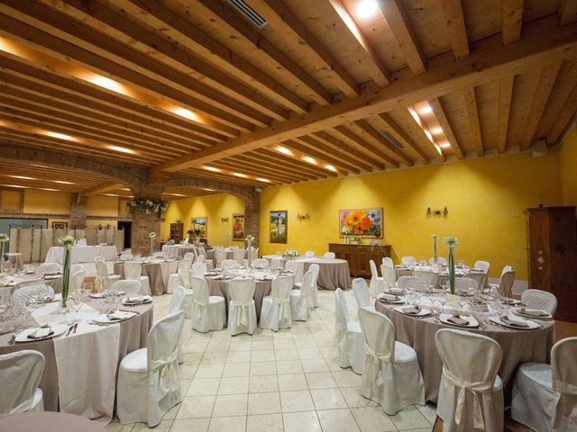 Il matrimonio di Matteo e Jessica a Camisano Vicentino, Vicenza 26