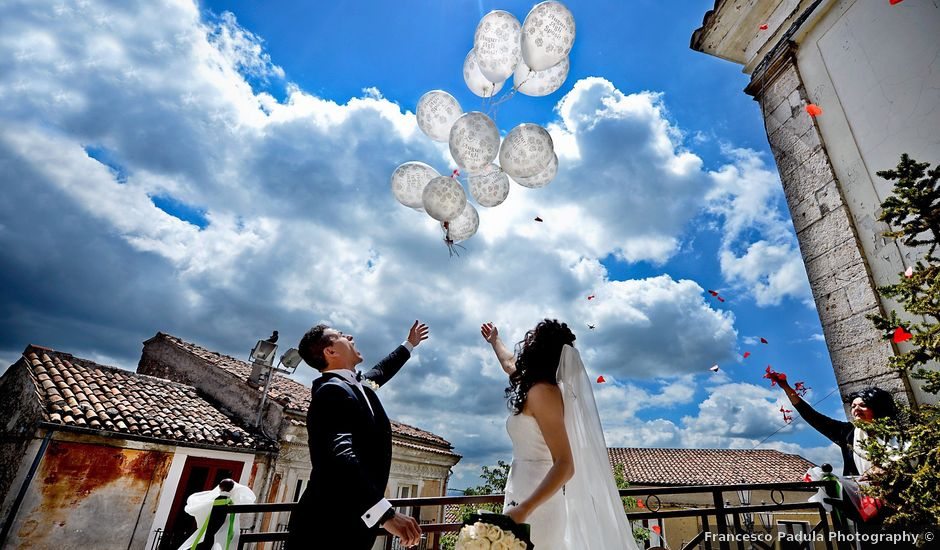 Il matrimonio di Alessandro e Rachele a Marsicovetere, Potenza