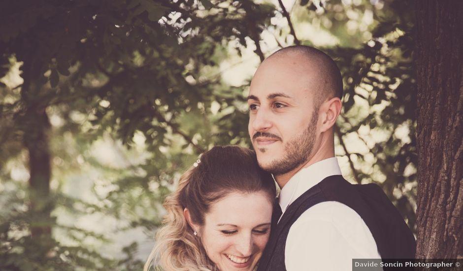Il matrimonio di Lorenzo e Roberta a Santo Stefano Ticino, Milano