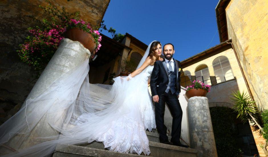 Il matrimonio di Filippo e Veronica a Roma, Roma