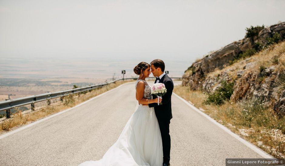 Il matrimonio di Teo e Annapia a San Marco in Lamis, Foggia