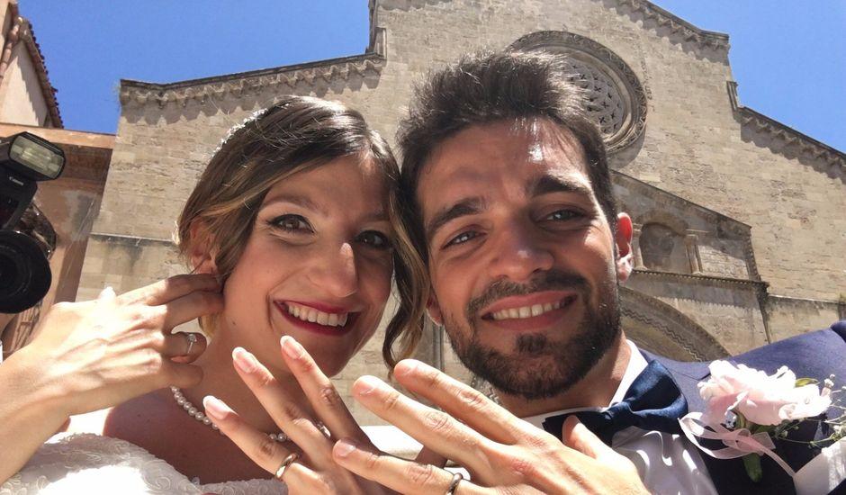 Il matrimonio di Maria e Nazareno a Palermo, Palermo