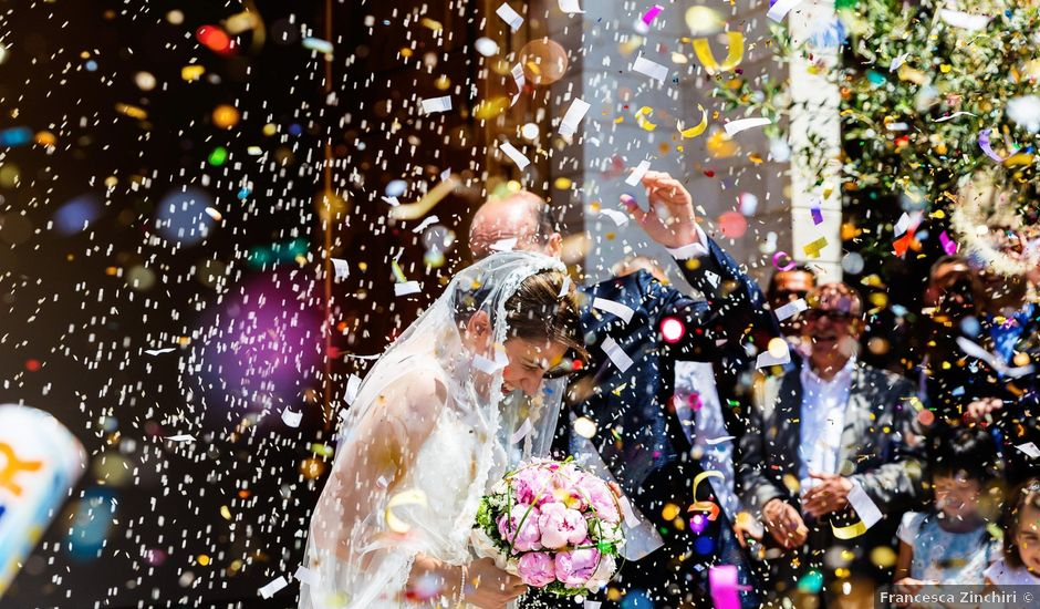 Il matrimonio di Luca e Simona a Sassari, Sassari