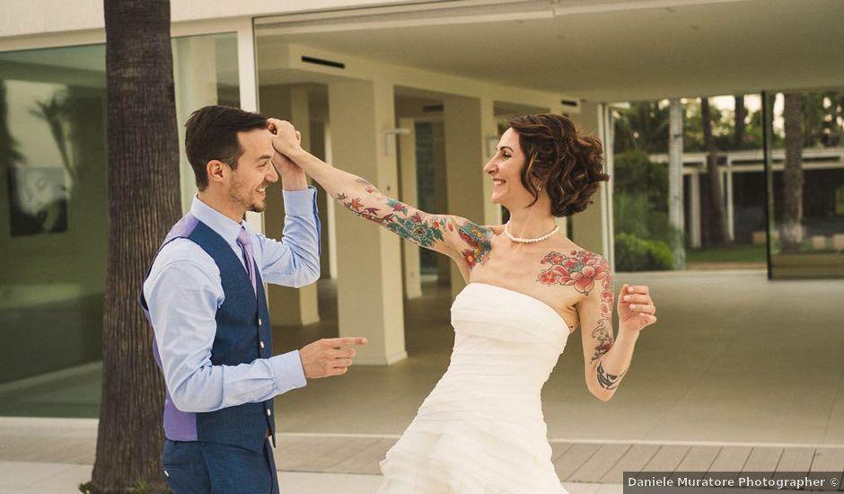 Il matrimonio di Daniel e Claudia a Catania, Catania