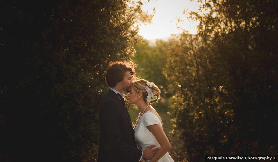 Il matrimonio di Simone e Silvia a Pistoia, Pistoia