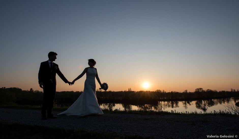 Il matrimonio di Silvia e Andrea a Campagnola Emilia, Reggio Emilia