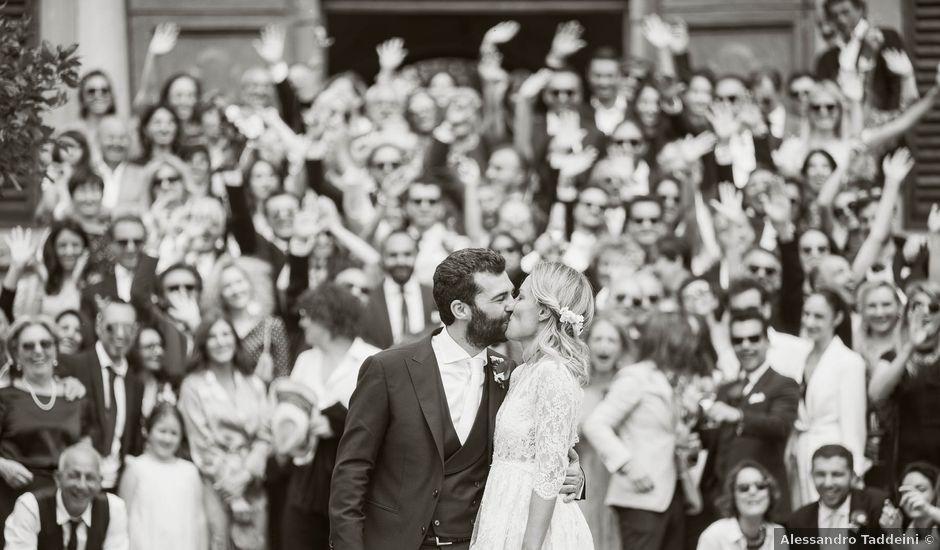 Il matrimonio di Duccio e Francesca a Firenze, Firenze