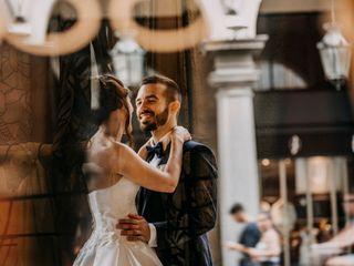 Le nozze di Gloria e Andrea