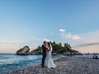 Le nozze di Jackie e Alessandro