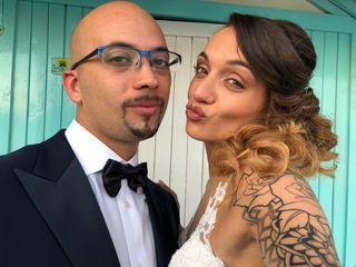 Le nozze di Clara e Alessio