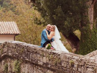 Le nozze di Fabiola e Daniele
