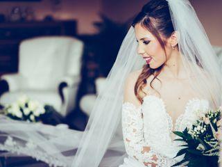 Le nozze di Claudia e Raffaele 1
