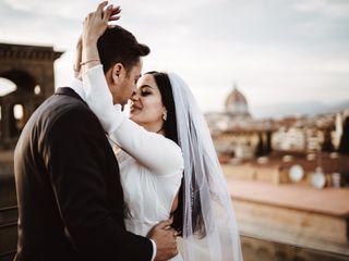 Le nozze di Georgia e Iannis