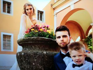 Le nozze di Tamara e Federico