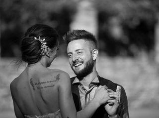 Le nozze di Georgiana e Daniele