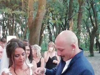 Le nozze di Ilenia  e Alex  3