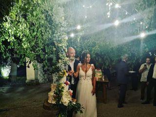 Le nozze di Ilenia  e Alex