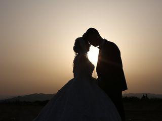 Le nozze di Giusy e Mark