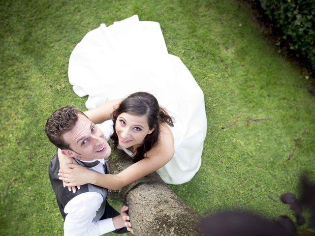 le nozze di Marinella e Marco