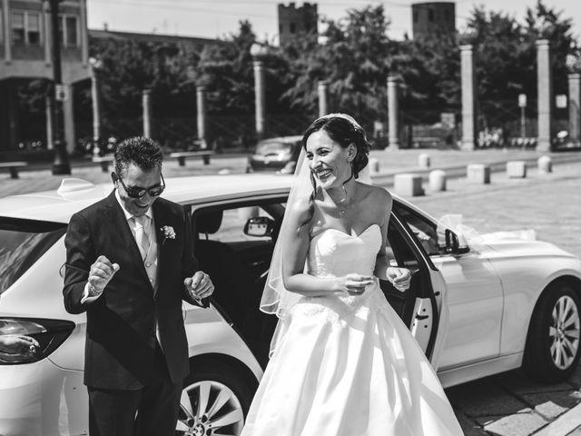 Il matrimonio di Andrea e Gloria a San Sebastiano da Po, Torino 5