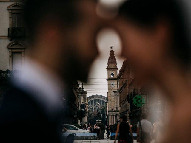 Il matrimonio di Andrea e Gloria a San Sebastiano da Po, Torino 9