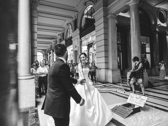 Il matrimonio di Andrea e Gloria a San Sebastiano da Po, Torino 10
