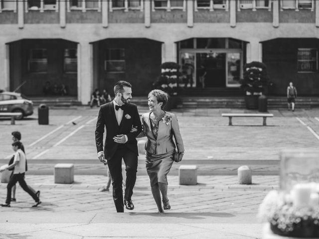 Il matrimonio di Andrea e Gloria a San Sebastiano da Po, Torino 12