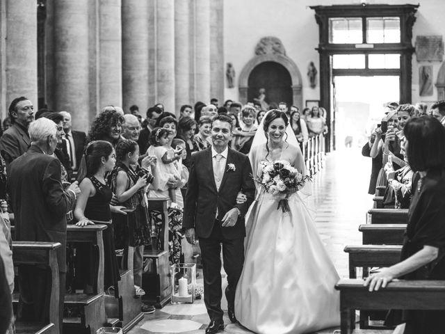 Il matrimonio di Andrea e Gloria a San Sebastiano da Po, Torino 13
