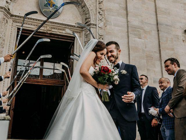Il matrimonio di Andrea e Gloria a San Sebastiano da Po, Torino 23